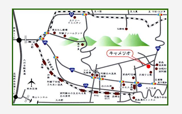 キャメリオ地図